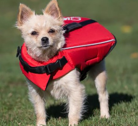 Dog Life Vest Flotation Device