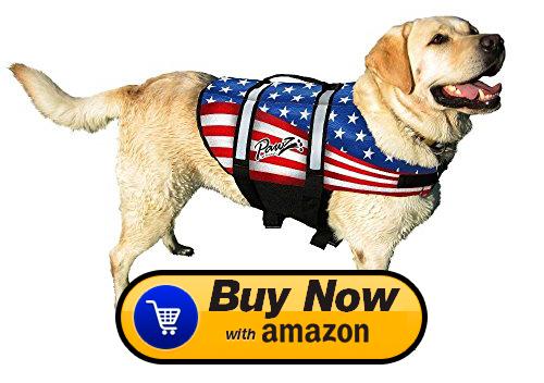 Rescue Dog Life Vest