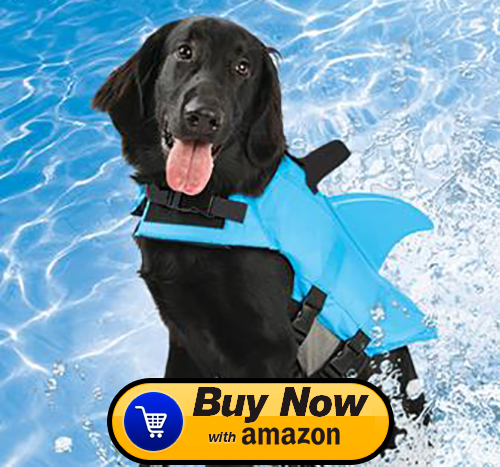 Swimways Dog Life Jacket