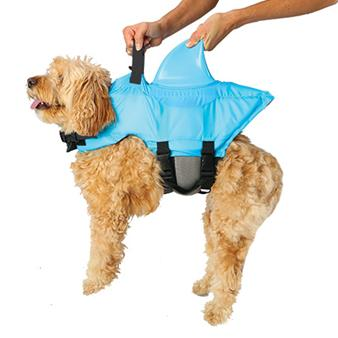 SwimWays Sea Squirts Dog Life Jacket