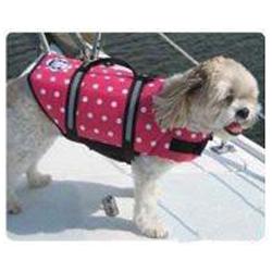 Pink Dog Life Vest